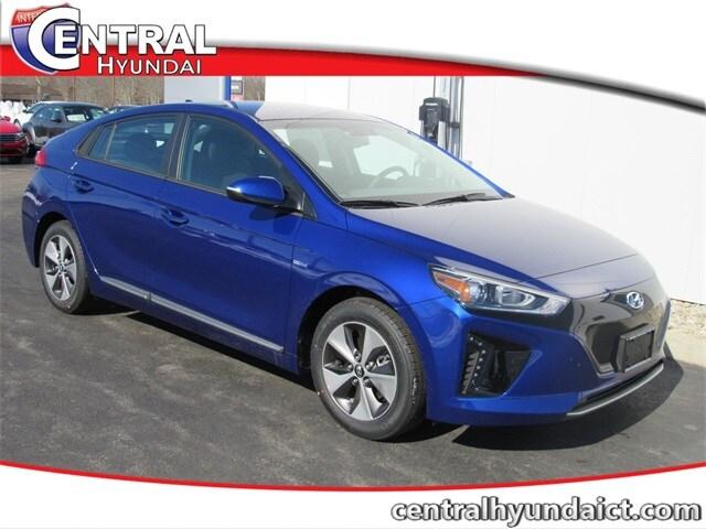 New 2019 Hyundai Ioniq EV For Sale at Central Hyundai | VIN