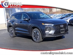 New 2020 Hyundai Santa Fe Limited 2.0T SUV 5NMS5CAA1LH215474 for Sale in Plainfield, CT at Central Auto Group