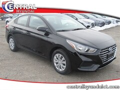 New 2019 Hyundai Accent SE Sedan 3KPC24A3XKE065634 for Sale in Plainfield, CT at Central Auto Group