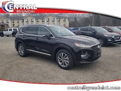 New 2020 Hyundai Santa Fe Limited 2.4 SUV 5NMS5CADXLH229321 for Sale in Plainfield, CT at Central Auto Group