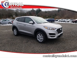 2020 Hyundai Tucson SE SUV for Sale in Plainfield, CT at Central Auto Group