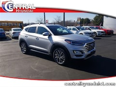 New 2020 Hyundai Tucson Limited SUV KM8J3CAL1LU220388 for Sale in Plainfield, CT at Central Auto Group