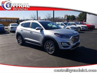 2020 Hyundai Tucson Limited SUV for Sale in Plainfield, CT at Central Auto Group
