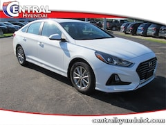 New 2019 Hyundai Sonata SE Sedan 5NPE24AF4KH813504 for Sale in Plainfield, CT at Central Auto Group