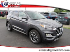 New 2019 Hyundai Tucson Limited SUV KM8J3CAL1KU057241 for Sale in Plainfield, CT at Central Auto Group