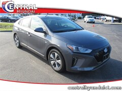 New 2019 Hyundai Ioniq Plug-In Hybrid Hatchback KMHC65LD1KU154800 for Sale in Plainfield, CT at Central Auto Group