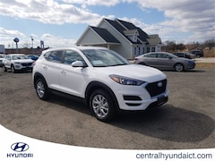 2020 Hyundai Tucson Value SUV for Sale in Plainfield, CT at Central Auto Group