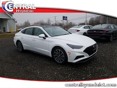 New 2020 Hyundai Sonata Limited Sedan 5NPEH4J23LH046418 for Sale in Plainfield, CT at Central Auto Group