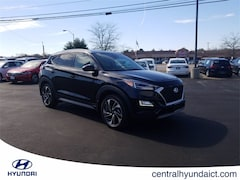 2020 Hyundai Tucson Sport SUV for Sale in Plainfield, CT at Central Auto Group