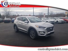 New 2020 Hyundai Tucson Limited SUV KM8J3CAL1LU226210 for Sale in Plainfield, CT at Central Auto Group