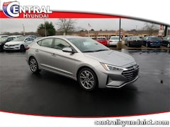 New 2020 Hyundai Elantra Limited w/SULEV Sedan 5NPD84LF1LH558559 for Sale in Plainfield, CT at Central Auto Group