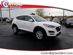 New 2020 Hyundai Tucson SE SUV KM8J2CA45LU076081 for Sale in Plainfield, CT at Central Auto Group
