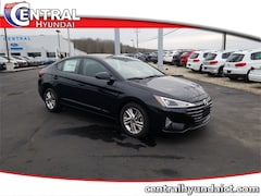 New 2020 Hyundai Elantra SEL w/SULEV Sedan 5NPD84LF5LH520543 for Sale in Plainfield, CT at Central Auto Group