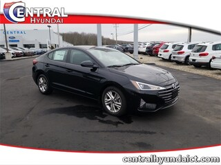 2020 Hyundai Elantra SEL w/SULEV Sedan for Sale in Plainfield, CT at Central Auto Group