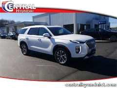New 2020 Hyundai Palisade SEL SUV KM8R2DHE9LU108568 for Sale in Plainfield, CT at Central Auto Group