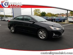 New 2020 Hyundai Elantra SEL w/SULEV Sedan 5NPD84LF1LH526047 for Sale in Plainfield, CT at Central Auto Group