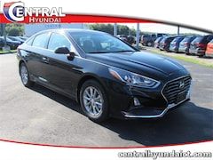 New 2019 Hyundai Sonata SE Sedan 5NPE24AF9KH813868 for Sale in Plainfield, CT at Central Auto Group
