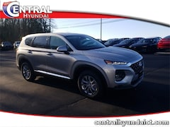 New 2020 Hyundai Santa Fe SEL 2.4 SUV 5NMS3CAD5LH191759 for Sale in Plainfield, CT at Central Auto Group