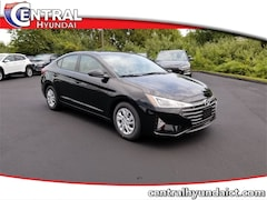 New 2020 Hyundai Elantra SE Sedan 5NPD74LF2LH516761 for Sale in Plainfield, CT at Central Auto Group