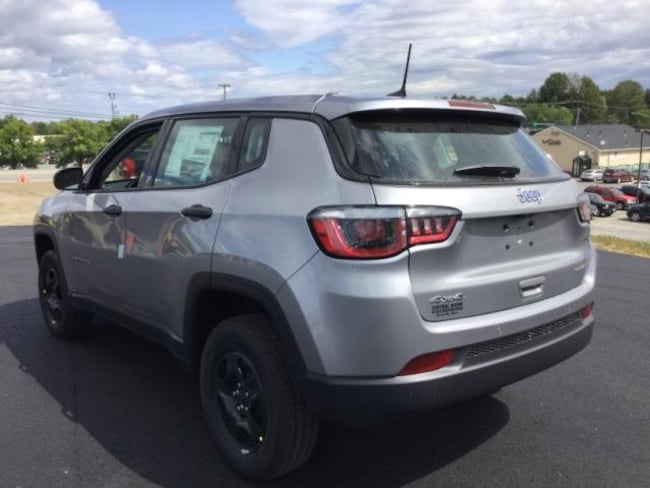 New 2018 Jeep Compass For Sale Waterville Me