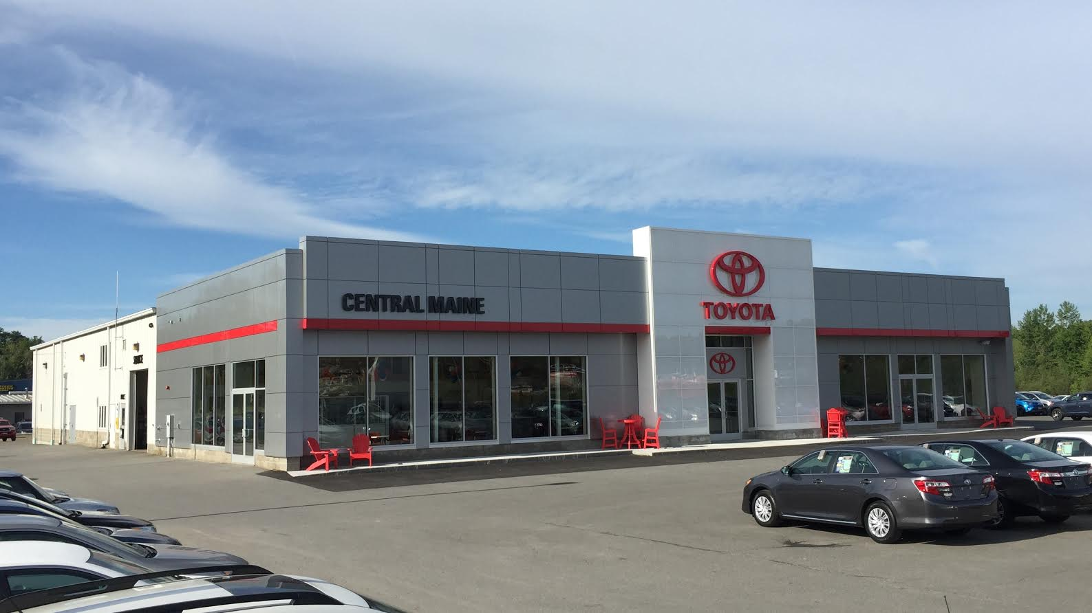 Central maine motors waterville maine for Central maine motors chevy