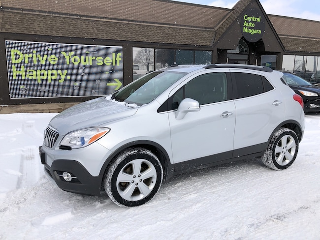 2015 Buick Encore Leather /HEATED SEATS/AWD/BLIND SPOT/CAMERA SUV