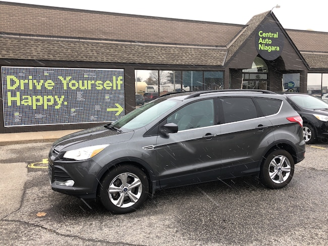 2015 Ford Escape SE / 4x4 / back up camera / bluetooth / fog lights SUV