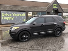 2013 Ford Explorer Limited / NAVIGATION / LEATHER / SUNROOF SUV
