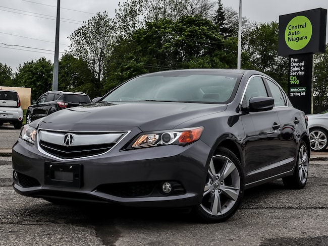 2015 Acura ILX PREMIUM / POWER SUNROOF / PREMIUM SOUND SYSTEM Sedan