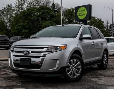 """2013 Ford Edge SEL/18"""" CHROME RIMS / BACKUP CAMERA / HEATED SUV"""