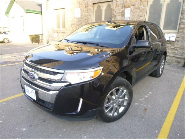 2014 Ford Edge SEL/SUNROOF/LEATHER/AWD/NAVI/PWR LIFT GATE SUV