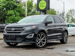 2018 Ford Edge SPORT/LEATHER/PANO-ROOF/NAVI/AWD SUV