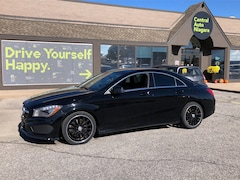 2014 Mercedes-Benz CLA-Class 250 / AWD/ SUNROOF / NAVI / LEATHER Coupe