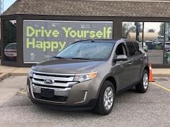 2014 Ford Edge SEL / NAVIGATION / AWD / LEATHER / SUNROOF SUV