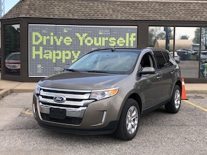 2014 Ford Edge SEL / NAVIGATION / AWD / LEATHER / SUNROOF