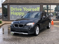 2012 BMW X1 28i/ X-DRIVE /LEATHERETTE / HEATED SEATS SUV
