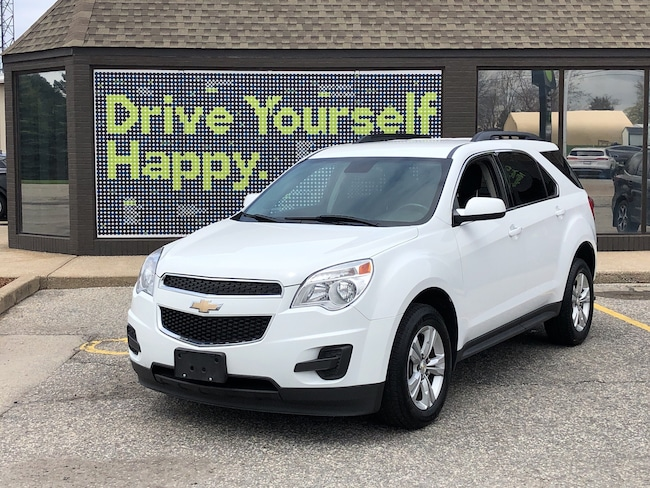 2014 Chevrolet Equinox LT/ AWD / BLUETOOTH / BACK UP CAMERA SUV
