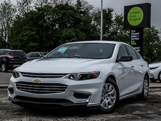 "2017 Chevrolet Malibu 1.5 TURBOCHARGED 4 -CYLINDER / 16"" STEEL WHEE Sedan"
