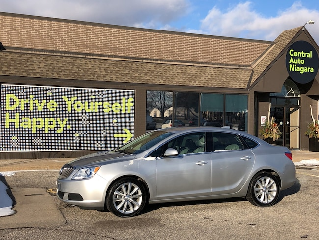 2017 Buick Verano Convenience 1/ BACK UP CAMERA/BLUETOOTH Sedan