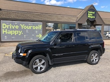 2017 Jeep Patriot High Altitude Edition / 4X4/ LEATHER/ SUNROOF SUV