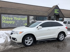 2014 Acura RDX Tech Pkg/NAVI/LEATHER/MOONROOF/AWD SUV