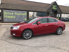 2013 Buick Verano Leather PKG / SUNROOF/NAVI/BACK UP CAMERA Sedan