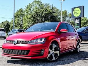 2015 Volkswagen GTI GTIBAHN / PANO MOONROOF/HEATED SEATS/BT
