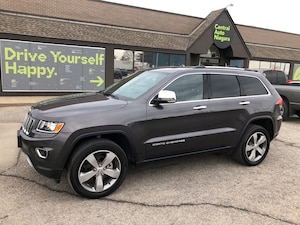 2016 Jeep Grand Cherokee Limited / NAVIGATION / SUNROOF / LEATHER