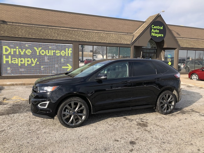 2018 Ford Edge SPORT/ AWD / NAVI / SUNROOF / COOLED SEATS SUV