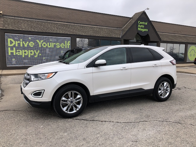 2015 Ford Edge SEL/AWD/LEATHER/SUNROOF/NAVI/ SUV