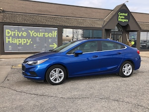 2018 Chevrolet Cruze LT / SUNROOF / HEATED SEATS / BACK UP CAMERA