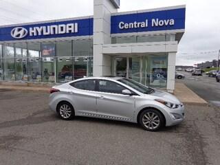 2014 Hyundai Elantra GLS Sedan