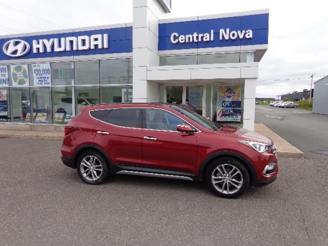 2017 Hyundai Santa Fe Sport 2.0T Limited SUV