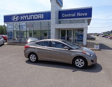 2013 Hyundai Elantra L Sedan